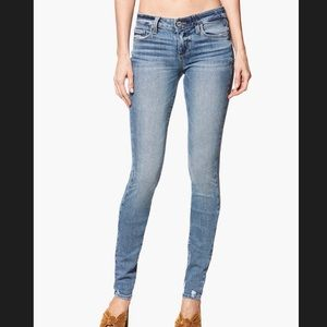 PAIGE Extra Long Skinny Jeans | Never Worn!